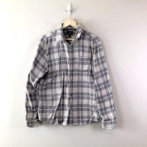 Apt. 9 Mens Premier Flex Plaid Flannel Shirt XXL